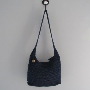 The Sak Bags - The Sak dark blue shoulder bag